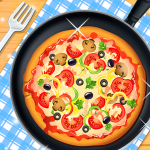 Cooking Pizza Maker Kitchen Food Cooking Games 0.12 MOD APK
