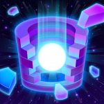 Dancing Helix: Colorful Twister 1.3.1 MOD APK