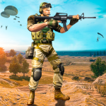 FPS Real Commando Games 2021: Fire Free Game 2021 1.1.0 MOD APK