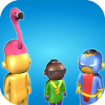 Fall Guys Flat On Ground – Ultimate Challenges 0.22 MOD APK