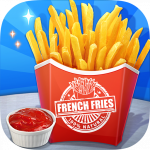 Fast Food – French Fries Maker  1.3 MOD APK