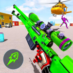 Fps Robot Shooting Games – Counter Terrorist Game 2.0 MOD APK