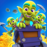 Gold and Goblins: Idle Miner  1.1.5 MOD APK