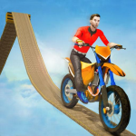 Impossible Bike Track Stunt Games 2021: Free Games 2.0.1 MOD APK