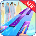 Life Goes On BTS Piano Game Magic 1.4 MOD APK