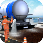 Mega City Road Construction Machine Operator Game 3 .9MOD APK