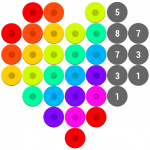 Mosaic Color by Number – Hex Puzzle Beads For Kids  1.7 MOD APK