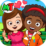 My Town : Best Friends' House games for kids  1.06 MOD APK