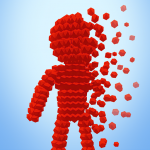 Pixel Rush Epic Obstacle Course Game  1.0.9 MOD APK
