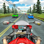 Racing In Moto Traffic Stunt Race 1.20 MOD APK