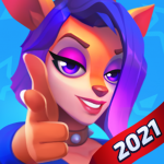 Rumble Blast – 3 in a row games & puzzle adventure 1.7 MOD APK