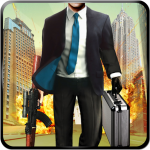 Secret Agent Spy Game: Hotel Assassination Mission  2.4 MOD APK