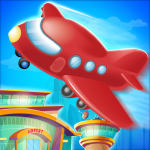Town Airport Adventures – Play Airport Games 1.0.5  MOD APK