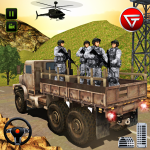 US Army Truck Driving 2018: Real Military Truck 3D 1.0.5 MOD APK