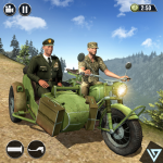 US Military Transporter: Army Truck Driving Games 1.4 MOD APK