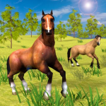 Ultimate Horse Simulator – Wild Horse Riding Game 0.2 MOD APK
