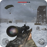 World War 2 Winter Heroes – Free Shooting Games 1.2.1 MOD APK