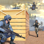 new action games  : fps shooting games 3.3 MOD APK