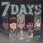7Days: Offline Mystery Puzzle Interactive Novel  for Android MOD APK