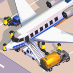 Airport Inc. Idle Tycoon Game  1.4.2 MOD APK