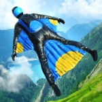 Base Jump Wing Suit Flying  1.0 MOD APK
