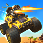 Battle Cars: Monster Hunter  2.1 MOD APK
