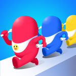 Crowd Buffet Fun Arcade .io Eating Battle Royale  1.0.4 MOD APK