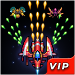 Galaxy Shooter : Falcon Squad Premium Varies with device MOD APK