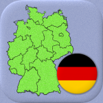 German States – Flags, Capitals and Map of Germany 3.1.0 MOD APK