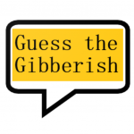 Guess the gibberish game – word games / challenge 1.36 MOD APK