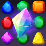 Jewel Quest Magic Match  1.09 MOD APK