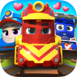 Mighty Express Play & Learn with Train Friends  1.4.3 MOD APK