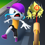 Save the Town – Free Car Shooting & Battle Game 43 MOD APK
