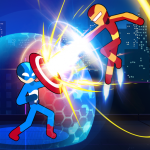 Stickman Fighter Infinity – Super Action Heroes 1.1.5 MOD APK