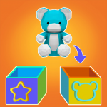 Toy sort 3D: How to be a dutiful kid? 1.0.0012 MOD APK