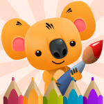 Сoloring Book for Kids with Koala 3.3 MOD APK