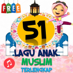 the most complete Muslim children's song 1.0.7 MOD APK