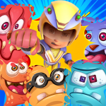 vir the robot boy game, VIR VS VIRUS : Veer game 1.0.09 MOD APK