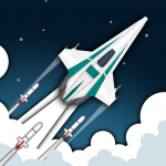 2 Minutes in Space – Best Plane vs Missile Game 1.8.3 MOD APK