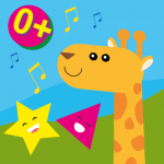 Animals first words, game for toddlers from 1 year 1.5 MOD APK