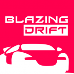 Blazing Drift : Drift and Police Car Chase Game 1.0 MOD APK