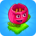 Blooming Flowers : Merge Flowers : Idle Game 1.4.0 MOD APK