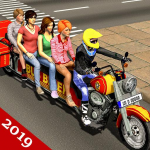 Bus Bike Taxi Driver – Transport Driving Simulator 3.2 MOD APK