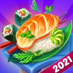 Cooking Love Crazy Chef Restaurant cooking games  1.1.0 MOD APK