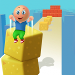 Cube Stack 3d: Fun Passing over Blocks and Surfing 1.0.7 MOD APK
