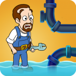 Home Pipe: Water Puzzle  3.0 MOD APK