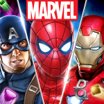 MARVEL Puzzle Quest: Join the Super Hero Battle!  223.563285 MOD APK