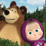 Masha and the Bear. Educational Games  6.4 MOD APK