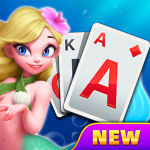 Oceanic Solitaire Free Card Game  1.8 MOD APK