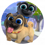 Puppy dog Run World PaLs 13.0 MOD APK